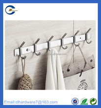 Most popular china factory custom stainless steel unique wall kitchen hook