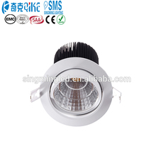 Adjustable Ultra Mini downlight 6w 12w 18w 24w 36w warmdim Downlight 2700-6000K COB led downlight