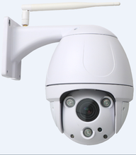 SS0105 outdoor mini full HD optical zoom ptz ip speed dome camera poe
