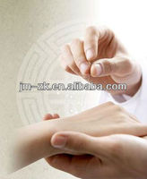 2015 High quality Copper sliver steel handle acupuncture needles