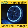 high power best quality waterproof led lighting 50w beam 7inch jeep wrangler