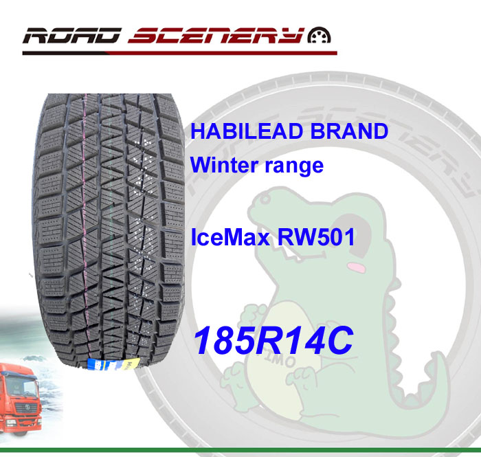 Alibaba cheap priced 185R14C winter pcr tire