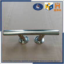 stainless steel oval tube ship cleat