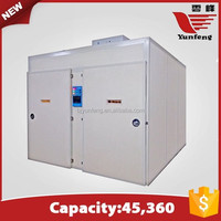 YFXF-45 trade assurance quality choice factory price used poultry incubator for sale