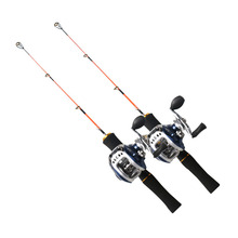 wholesale in stock ice fishing rod, winter cheap fishing tackle