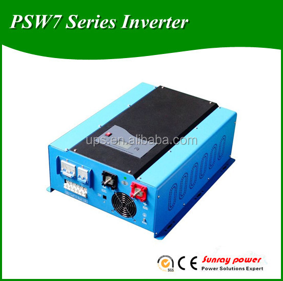 pure sine wave ups 48v 10 kw inverter with charger for pakistan