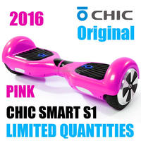 IO Chic Samrt Two Wheel Smart Balance Electric Scooter, 2 wheel self blancing scooter
