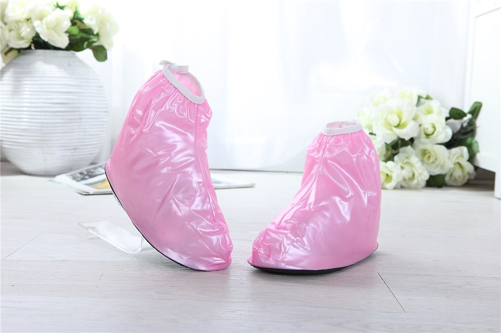 high quality rain shoe covers for men made in China