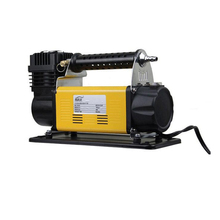 Super High Power Inflatable Air Compressor / 12V HD Air Compressor Tire Inflator Ideal for Trucks, SUVs, RVs & Tractors