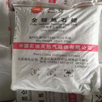 wax suppliers solid lowest price fully paraffin 58/60 microcrystalline wax bulk