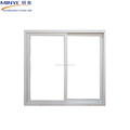 Conch brand profile office interior sliding glass window