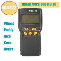 QUALITY Humidity 2-30% Digital Grain Moisture Meter Moisture Tester MD7822