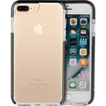 Shockproof Soft TPU + TPE Transparent Back Case for iPhone 7/7 plus