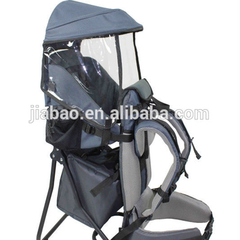 fashion baby carrier & outdoor use baby backpack metal with EN13209 certificate baby product