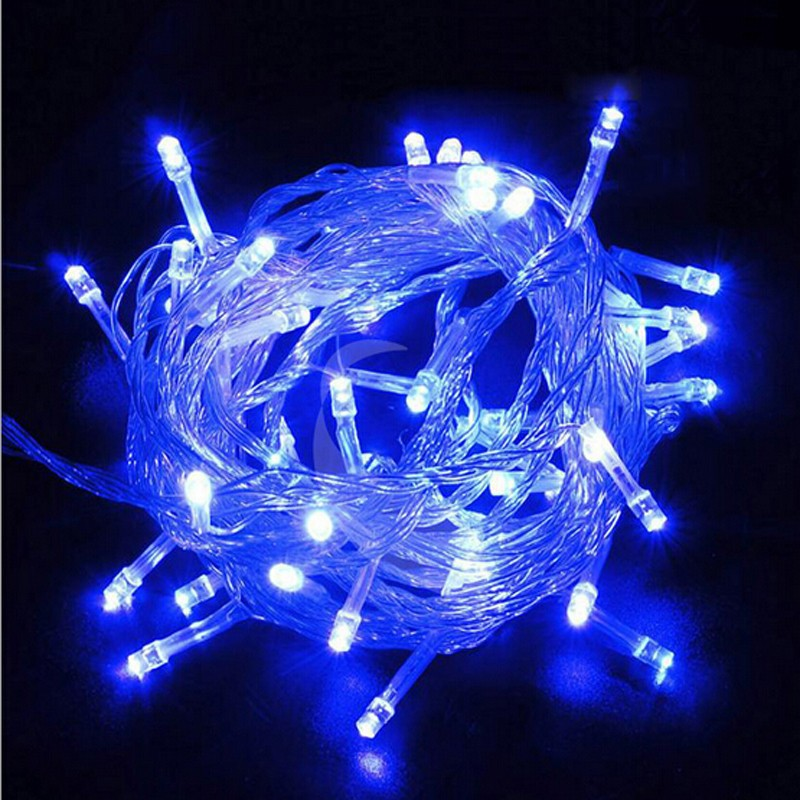Nice flashing led christmas lights twinkle light/christmas lights led 100m string
