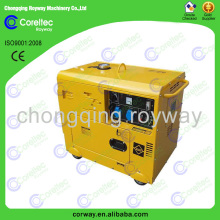 diesel generator with open type single phase used diesel welding generator