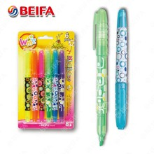 HY230200 BEIFA Factory Supply Highlighter Set