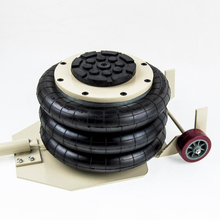 Top quality cheap 1-10T inflatable tyre repair air bag lift jack