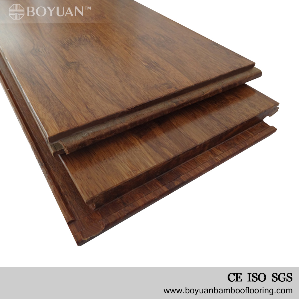 BY asia stable korean wholesale charcoal bamboo flooring