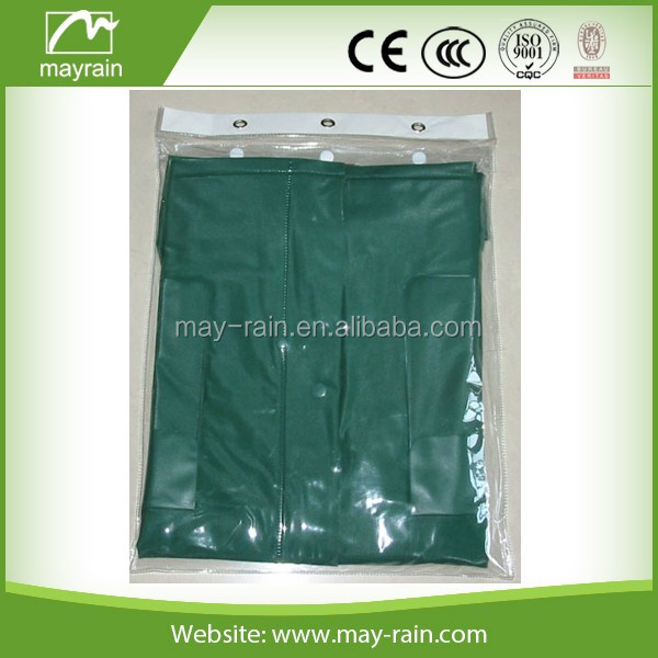 2017- Rainsuit Packing