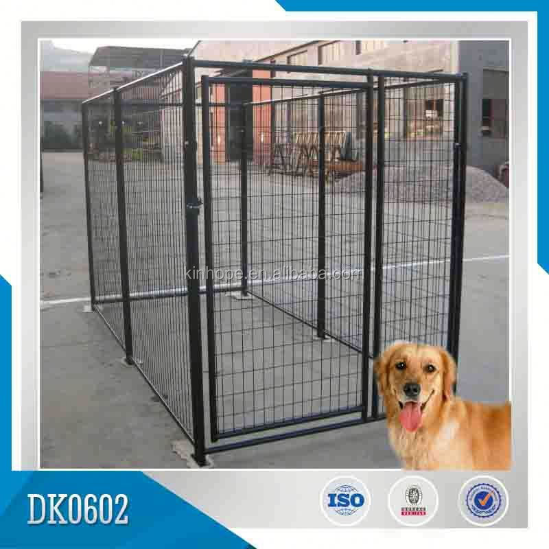 New Style Metal Medium Galvanized Dog Kennel