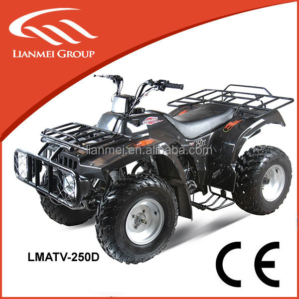 250cc lifan atv with reverse chinese wholesale