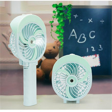 Water Spray Mist MIni USB Outdoor Air Cooling Battery Fan