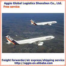 Cheap Air Freight from China to USA, Canada wall unit cabinet Air freight logistics