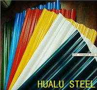 Metal Roofing galvanized corrugated sheet