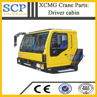 Original XCMG crane parts crane cab for XCMG CRANE