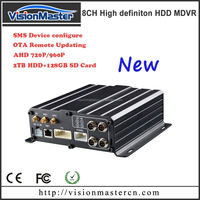 hot selling 8ch mdvr with passenger counter