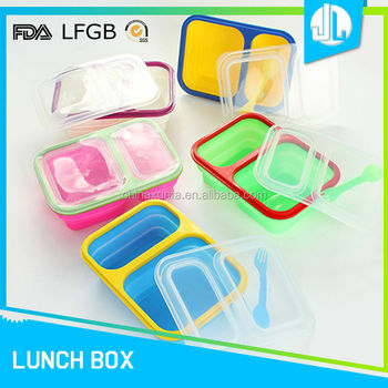 China manufacture cheap FDA grade sealing lunchbox kid