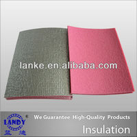 Excellent hydrophobicity hvac insulation material