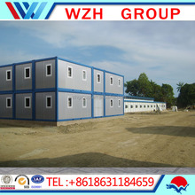 china prefabricated homes, for mining camp and construction site accommodation and office