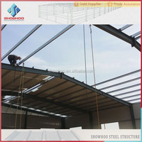 low cost prefab warehouse in philippines