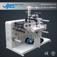 JPS-320/420C Roll To Roll Self-adhesive Foam Tape Rotary Die Cutting Machine With Slitting Function