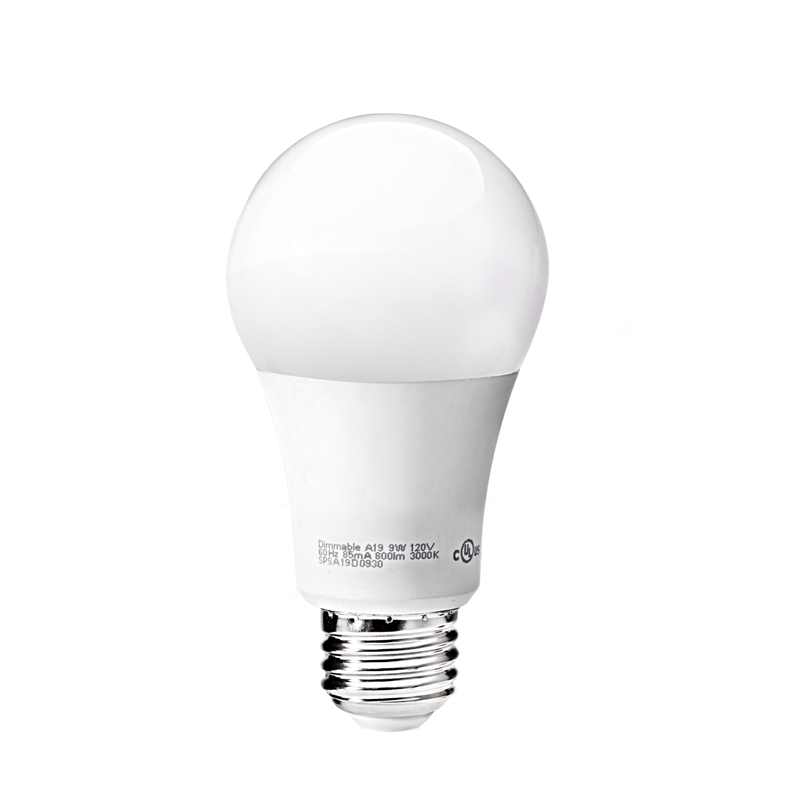 Made in China omni directional 2700k 3000k 5000k 120v A19 A21 E26 dimmable 6w 9w 10w 12w 17w light led bulb lamp