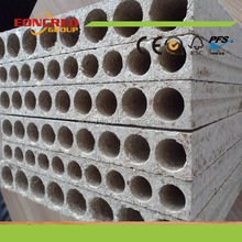 hollow particle board/chipboard, tubular particle board