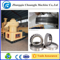 1.5t/h XGJ560 vertical ring die wood pellet mill made in china