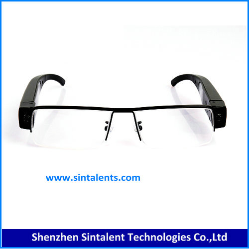 Best selling eye glasses video recorder police mobile glasses camera waterproof sunglasses camera