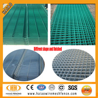China real factury direct supplier solid metal fence panels