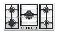 new models 5 burners gas hob