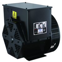 Small 230Volt Brushless St-7.5kw Single Phase Generator