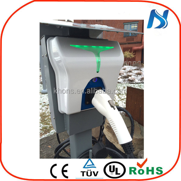 type 1 32A Wall box charging station Mounted Electric Car charger For Electric Car