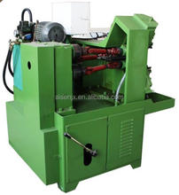 long pipe hollow tube thread rolling machine