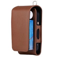 Hot New Pouch Bag for iQOS, Wallet Case Electronic Cigarette Protective Pouch Bag for iQOS,PU Leather Carrying Case for iQOS