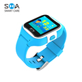 1.3inch Screen IP68 Waterproof GPS/LBS Dual Positioning Kids GPS child tracker watch