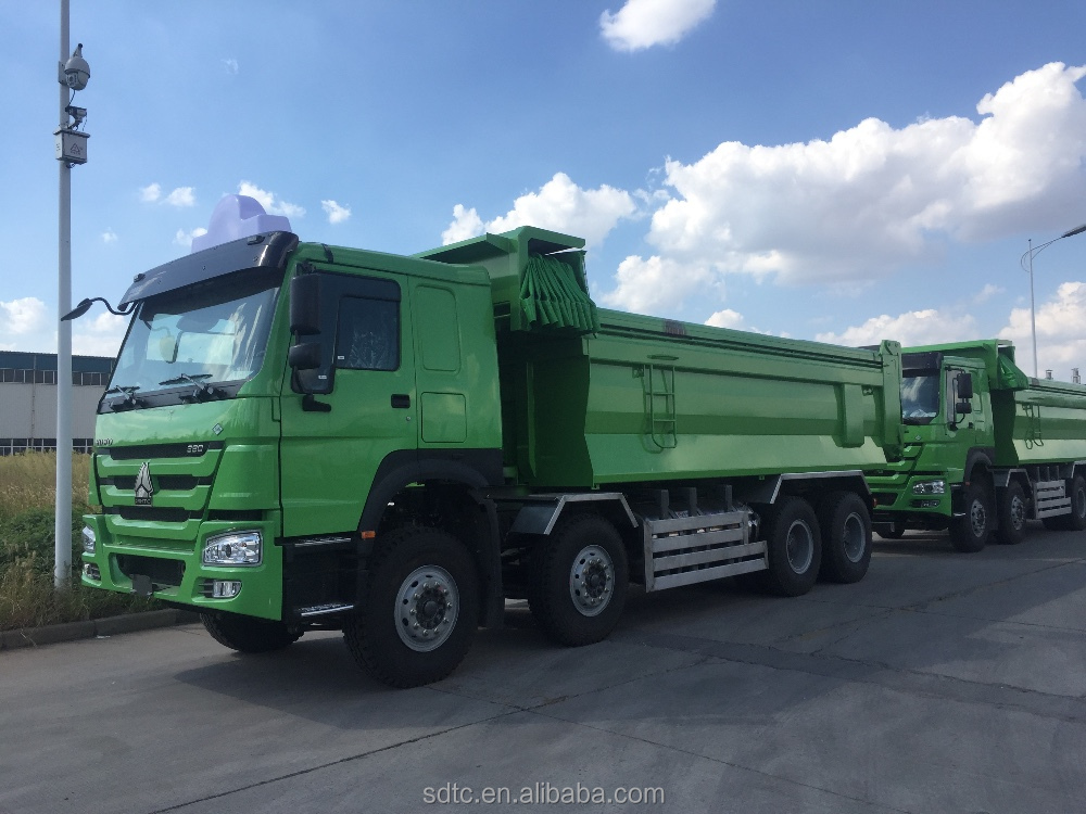 HOT SALE Sinotruk HOWO 266hp to 420hp Dump <strong>truck</strong> with lowest price
