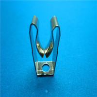 ISO 9001:2008 custom precision China sheet angle clip