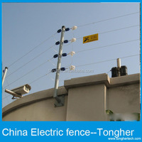 Security Electric Fence Solar Accessories Energisers